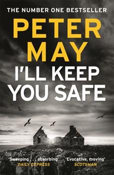 I'll Keep You Safe 1681440938 Book Cover
