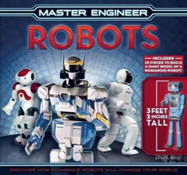 Master Engineer: Robots 1592232477 Book Cover