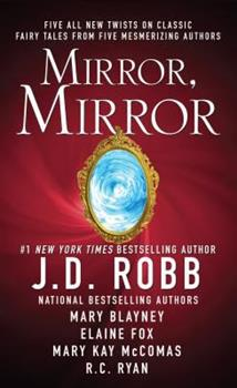 Hardcover Mirror, Mirror [Large Print] Book