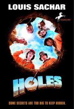 Paperback Holes Book