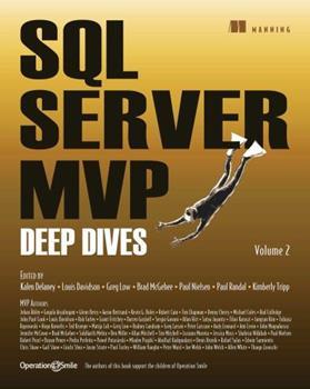 SQL Server MVP Deep Dives, Volume 2 1617290475 Book Cover