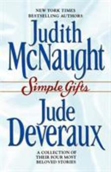 Paperback Simple Gifts : Four Heartwarming Christmas Stories Book