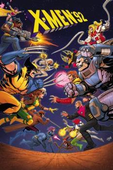 X-Men '92, Vol. 1: World is a Vampire - Book  of the X-Men '92 2016