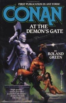 Conan at the Demon's Gate (Conan) - Book  of the Conan the Barbarian