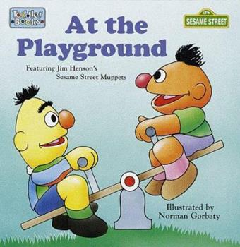 Board book At the Playground (Toddler Books) Book