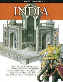 India (Ancient Civilizations (Chelsea House)) 0791086542 Book Cover
