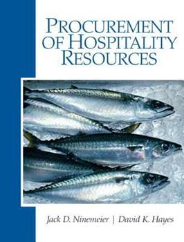 Procurement of Hospitality Resources 0135148413 Book Cover