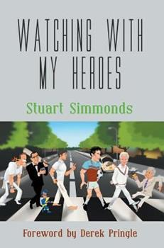 Hardcover Watching with My Heroes Book