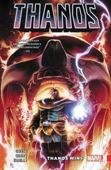 Paperback Thanos Wins by Donny Cates Book