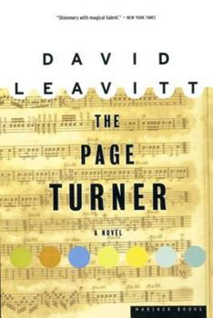 The Page Turner 0395957877 Book Cover