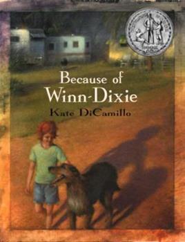 Paperback Because of Winn-Dixie Book
