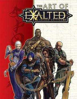 Exalted Art Book 1588463591 Book Cover