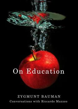 Paperback On Education: Conversations with Riccardo Mazzeo Book