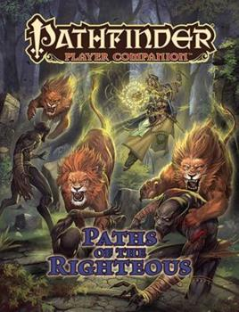 Pathfinder Player Companion: Paths of the Righteous - Book  of the Pathfinder Player Companion