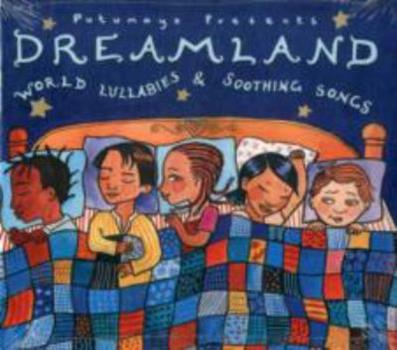 Music - CD Dreamland: World Lullabies & Soothing Songs Book