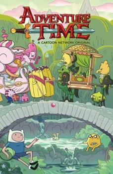 Adventure Time Vol. 15 - Book  of the Adventure Time Single Issues #Annual