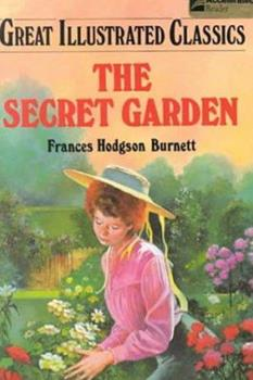 THE SECRET GARDEN - Book  of the Great Illustrated Classics