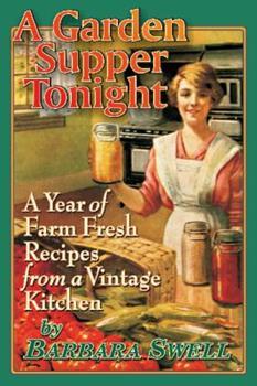 A Garden Supper Tonight 1883206596 Book Cover