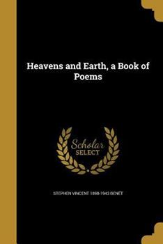 Heaven and Earth 1362851353 Book Cover