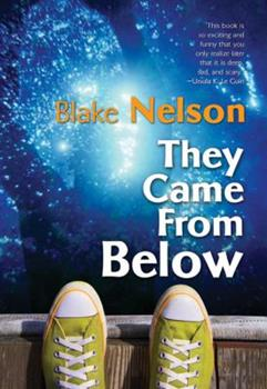 They Came From Below 0765314231 Book Cover