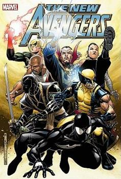 The New Avengers Collection Vol. 4 - Book #4 of the New Avengers 2005 Hardcover Collection