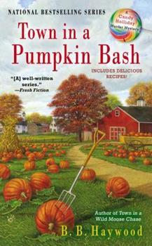 Town in a Pumpkin Bash 0425251888 Book Cover