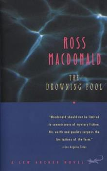 The Drowning Pool 0679768068 Book Cover