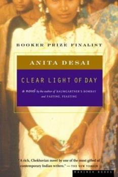 Clear Light of Day 0140108599 Book Cover