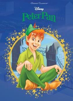 Peter Pan - Book  of the Disney Diecut