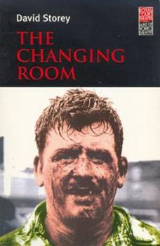 The Changing Room 0224007505 Book Cover