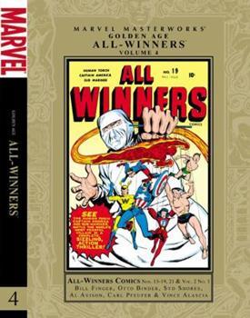 Marvel Masterworks: Golden Age All-Winners, Vol. 4 - Book #170 of the Marvel Masterworks