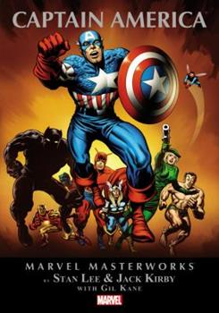 Marvel Masterworks Captain America Volume 2 (Volume 2) - Book #46 of the Marvel Masterworks