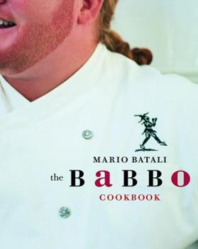 The Babbo Cookbook 0609607758 Book Cover