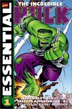 The Essential Incredible Hulk, Vol. 1 (Marvel Essentials) - Book  of the Essential Marvel