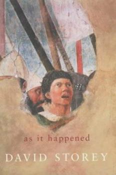 As It Happened 0224062743 Book Cover