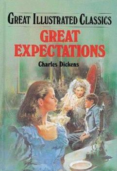 Great Expectations - Book  of the Great Illustrated Classics