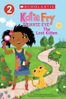 The Lost Kitten - Book #1 of the Katie Fry, Private Eye