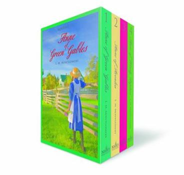 Anne of Green Gables Boxed Set - Book  of the Anne of Green Gables
