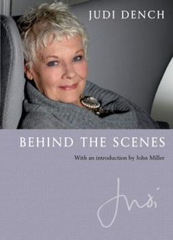 Hardcover Behind the Scenes Book