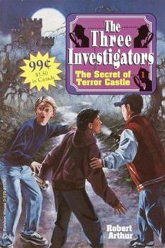 The Secret of Terror Castle - Book #1 of the Alfred Hitchcock and The Three Investigators