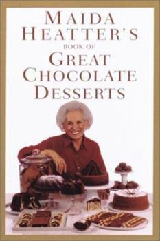 Maida Heatter's Book of Great Chocolate Desserts 0394503910 Book Cover