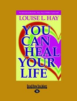 Paperback You Can Heal Your Life Study Course [Large Print] Book