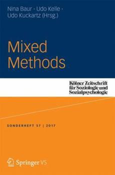 Paperback Mixed Methods [German] Book