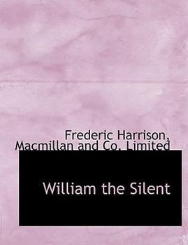 Paperback William the Silent Book