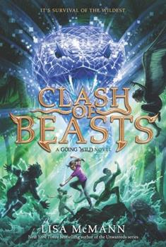 Clash of Beasts 0062337203 Book Cover