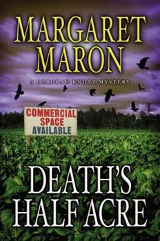 Death's Half Acre 044661808X Book Cover