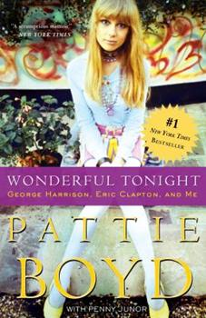 Wonderful Tonight: An Autobiography 0307393844 Book Cover
