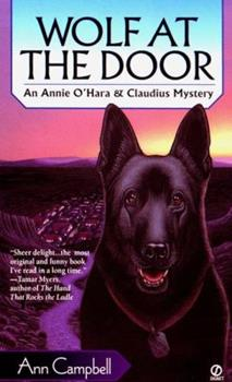 Wolf at the Door (Annie O'Hara & Claudius Mysteries) 0451200217 Book Cover