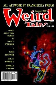 Weird Tales 297 Summer 1990 0809532131 Book Cover