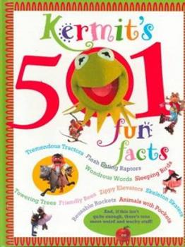 Paperback Kermit's 501 Fun Facts Book